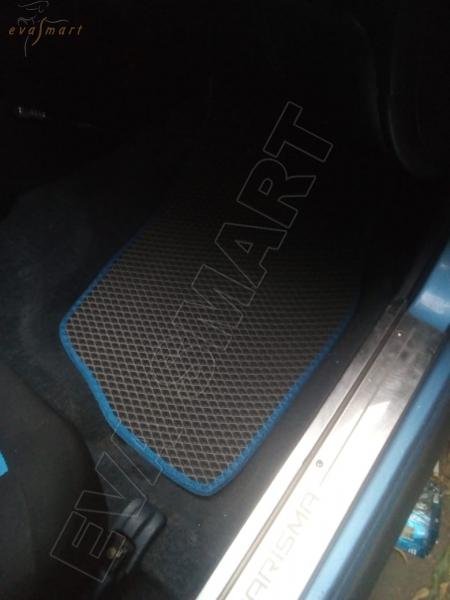 Mitsubishi Carisma 2001 - 2005 коврики EVA Smart