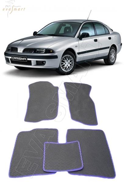 Mitsubishi Carisma 2001 - 2005 Автоковрики 'EVA Smart'