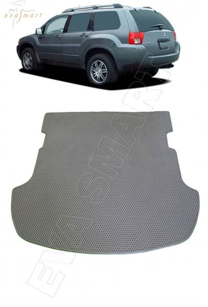 Mitsubishi Endeavor багажник 2002 - 2011 Автоковрики 'EVA Smart'