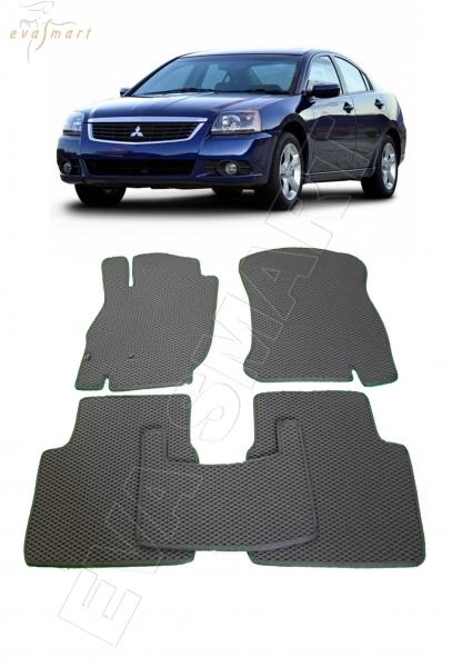 Mitsubishi Galant IX 2004 - 2012 Автоковрики 'EVA Smart'