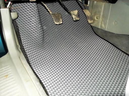 Mitsubishi Galant VIII седан 1996 - 2006 коврики EVA Smart