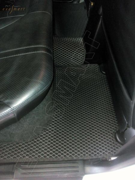 Mitsubishi L200 IV 2006 - 2015 коврики EVA Smart