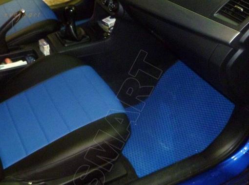 MitsubishiLancer X 2007- н. в. Автоковрики 'EVA Smart'