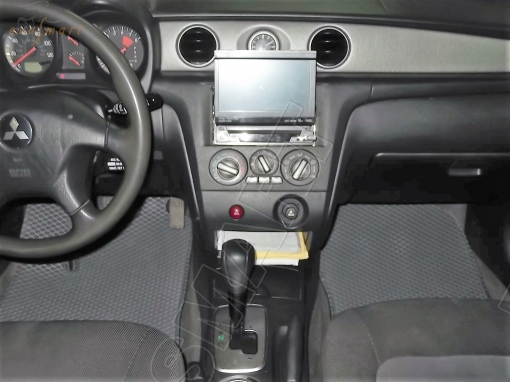 Mitsubishi OutlanderI 2003-2007 Автоковрики 'EVA Smart'