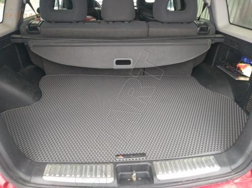 Mitsubishi Outlander I 2003 - 2007 коврики EVA Smart