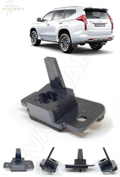 Mitsubishi Pajero Sport III 2016 - н.в. омыватель камеры заднего вида