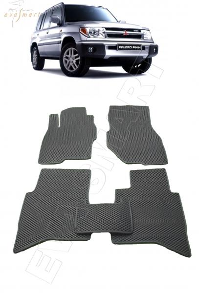 Mitsubishi Pajero Pinin 1998 - 2006 коврики EVA Smart