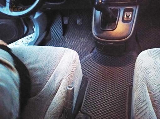 Mitsubishi Space Wagon III 1998 - 2004 коврики EVA Smart
