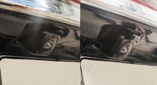Mitsubishi Eclipse Cross 2017 - н.в. омыватель камеры заднего вида