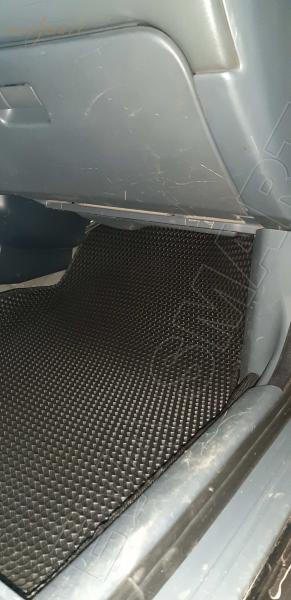 Nissan Almera Classic вариант макси 3d 2006 - 2013 коврики EVA Smart