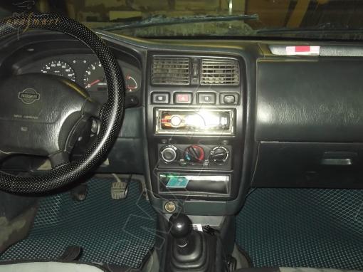 Nissan Almera I (N15) 1995 - 2000 коврики EVA Smart
