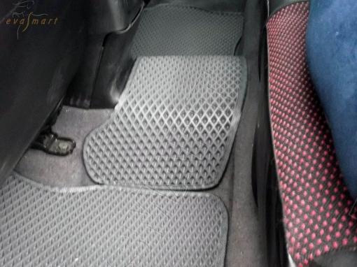 Nissan Almera II (N16) седан 2000 - 2006 Автоковрики 'EVA Smart'