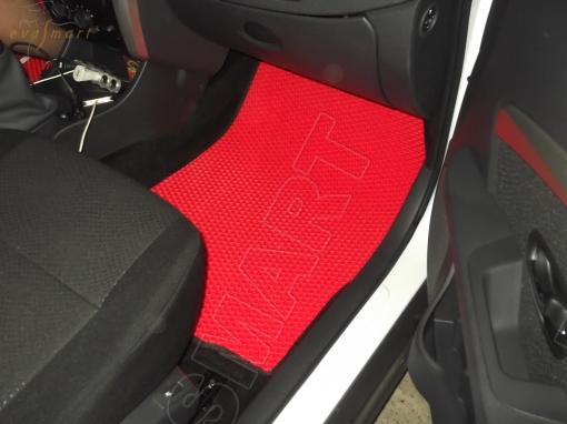 Nissan Almera III (G15) 2013 - н.в. коврики EVA Smart