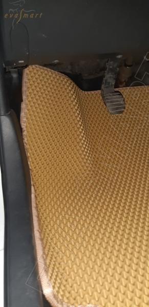 Nissan Almera III (G15) вариант макси 3d 2013 - н.в. коврики EVA Smart