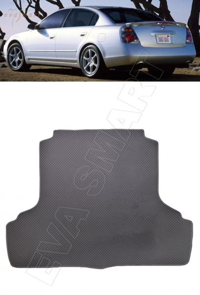 Nissan Altima III (L31) 2001 – 2004 коврик в багажник EVA Smart