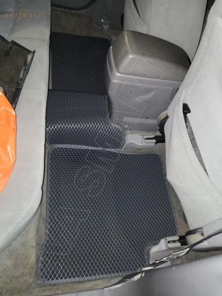 Nissan Altima III (L31) 2001 – 2004 коврики EVA Smart