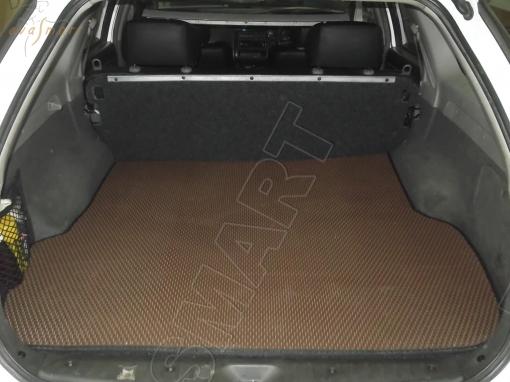 Nissan Avenir II (W11) универсал 5дв правый руль коврик в багажник 1998 - 2005 EVA Smart