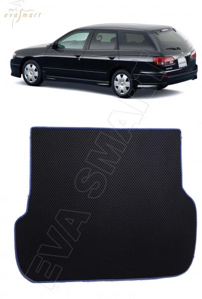 Nissan Avenir II (W11) универсал 5дв правый руль 1998 - 2005 коврик в багажник EVA Smart