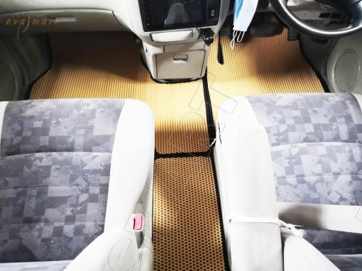 Nissan Bassara 7 мест правый руль 1999 - 2003 коврики EVA Smart
