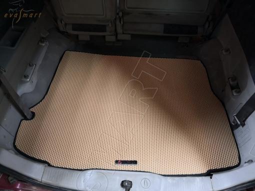 Nissan Bassara 5 мест правый руль 1999 - 2003 коврики EVA Smart