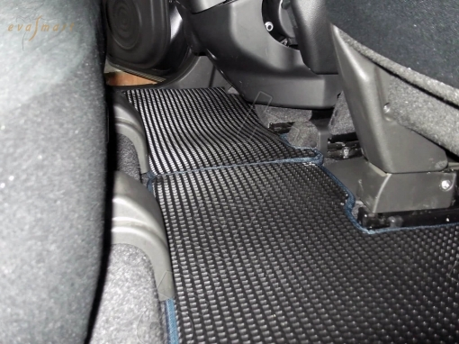 Nissan Cube III (Z12) правый руль 2008 - н.в. коврики EVA Smart