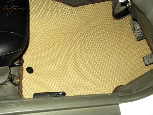 Nissan Avenir II (W11) универсал 5дв правый руль 1998 - 2005 коврики EVA Smart