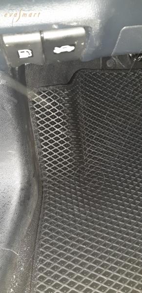 Nissan Juke 2010 -  н.в. коврики EVA Smart