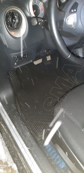 Nissan Juke 2010 - 2019 коврики EVA Smart