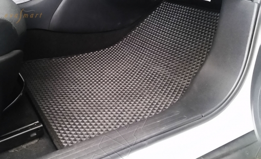 Nissan Juke 2010 - н. в. Автоковрики 'EVA Smart'