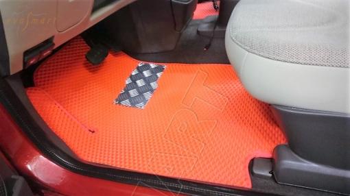 Nissan Micra III (K12) 2003 - 2010 коврики EVA Smart