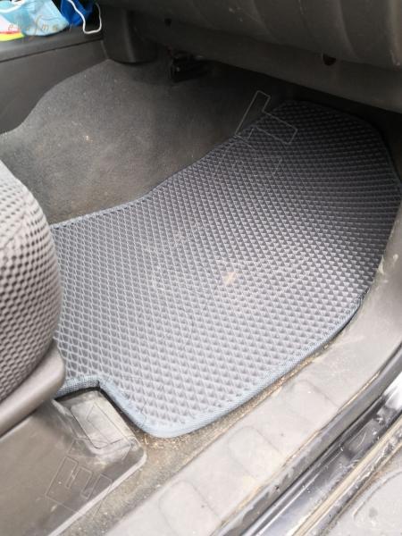 Nissan Navara III (D40) 2005 - н.в. коврики EVA Smart