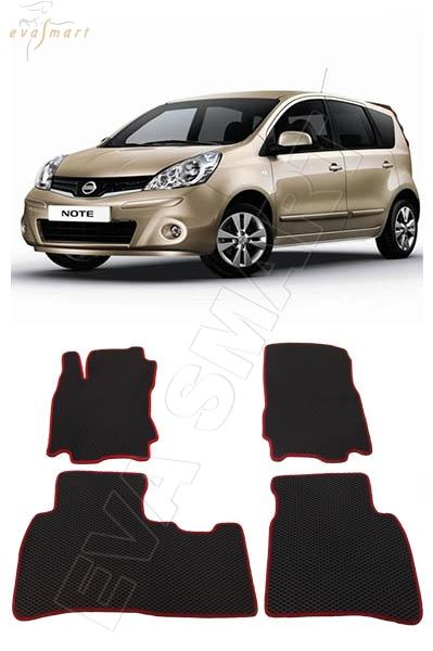 Nissan Note I 2005 - 2014 Автоковрики 'EVA Smart'