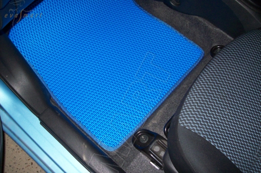 Nissan Note II правый руль 2012 - н.в. коврики EVA Smart