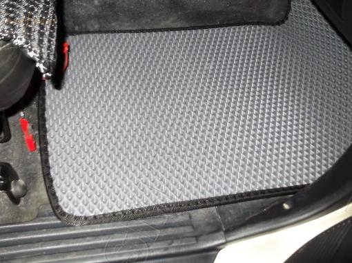 Nissan Patrol (Y61) 1997 - 2004 коврики EVA Smart
