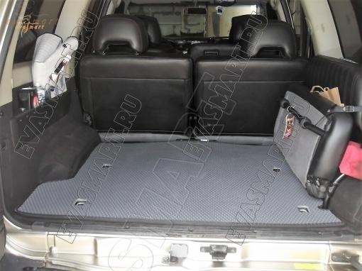 Nissan Patrol (Y61) Арабская сборка 1997 - 2004 коврики EVA Smart