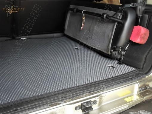 Nissan Patrol (Y61) коврик в багажник Арабская сборка 1997 - 2004 EVA Smart