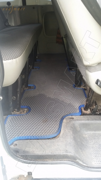 Nissan Primastar 2001 - 2014 коврики EVA Smart