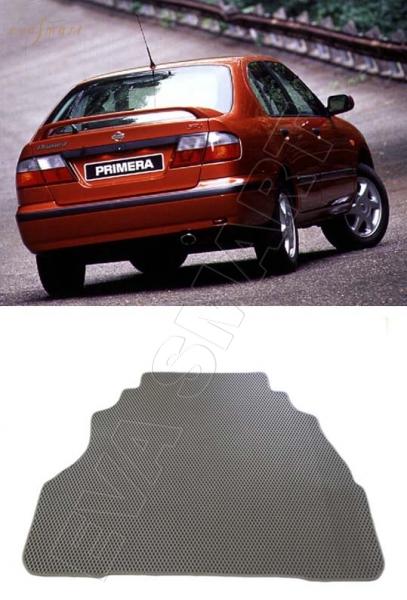 Nissan Primera II (P11) коврик в багажник 1996 - 2002 EVA Smart