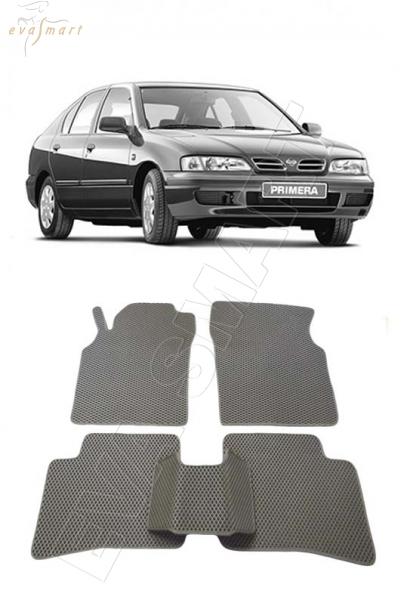 Nissan Primera II (P11) 1996 - 2002 коврики EVA Smart