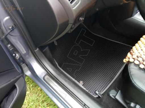 Nissan Primera III (P12) 2001 - 2008 коврики EVA Smart