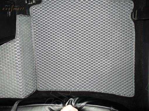 Nissan Sentra (B17) 2012 - 2019 коврики EVA Smart