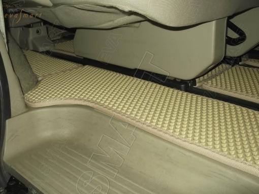 Nissan Serena II правый руль 7мест 2000 - 2005 Автоковрики 'EVA Smart'