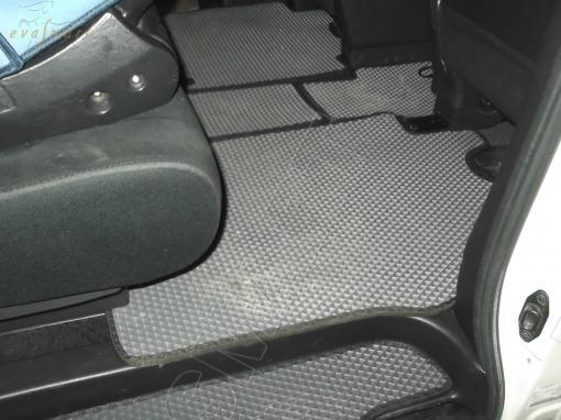 Nissan Serena III C - 25 правый руль 2005 - 2010 коврики EVA Smart