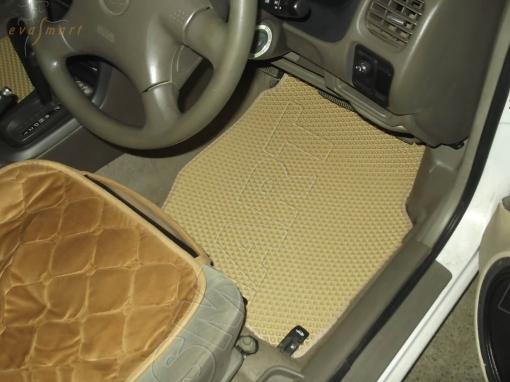 Nissan Sunny B15 Седан правый руль 1998 - 2004 коврики EVA Smart