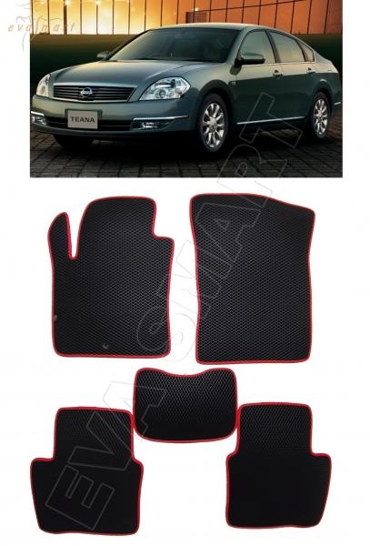 Nissan Teana I 2003 - 2008 коврики EVA Smart