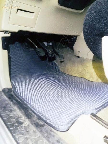 Nissan Terrano II рестайлинг 1999 - 2006 коврики EVA Smart