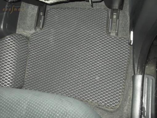 Nissan Tiida I (C11) 2004 - 2014 коврики EVA Smart