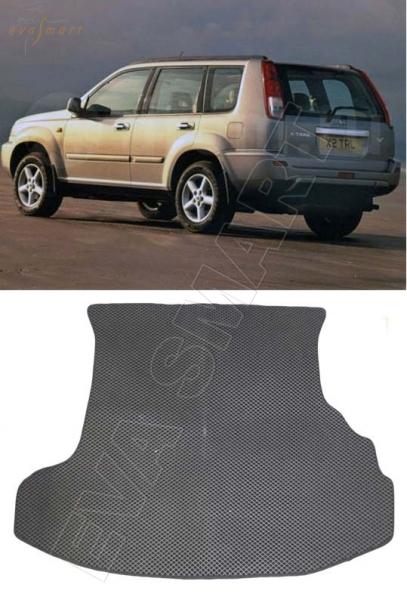 Nissan X-Trail (T30) 2001 - 2007 коврики EVA Smart