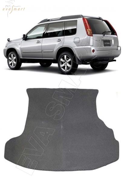 Коврик багажника EVA Smart для Nissan X-Trail (T30) 2001 - 2007
