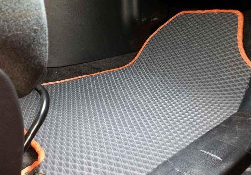 Nissan X-Trail (T31) 2007 - 2015 коврики EVA Smart